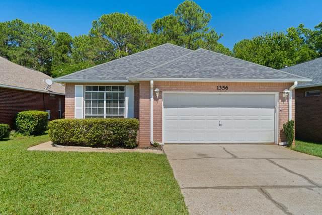 1356 Greenvista Lane, Gulf Breeze, FL 32563 (MLS #873597) :: The Chris Carter Team