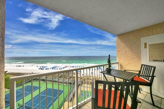 510 Gulf Shore Drive Unit 705, Destin, FL 32541 (MLS #873629) :: Scenic Sotheby's International Realty
