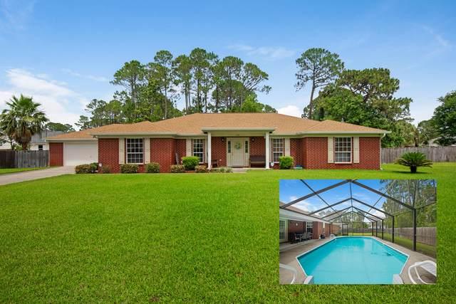 2886 Whisper Lake Drive, Gulf Breeze, FL 32563 (MLS #873789) :: Coastal Lifestyle Realty Group
