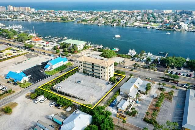 543 Harbor Boulevard Ste 404, Destin, FL 32541 (MLS #873803) :: Linda Miller Real Estate
