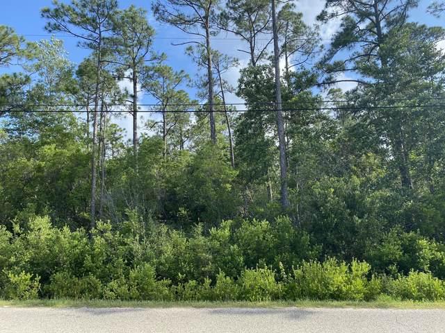 LOT 1 Bay River Road, Navarre, FL 32566 (MLS #873812) :: Anchor Realty Florida