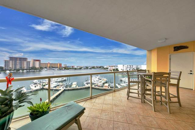 770 Harbor Boulevard Unit 4H, Destin, FL 32541 (MLS #873846) :: Rosemary Beach Realty