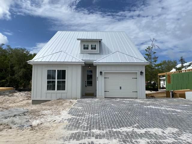 206 Bayou Edge Landing, Santa Rosa Beach, FL 32459 (MLS #874007) :: ENGEL & VÖLKERS