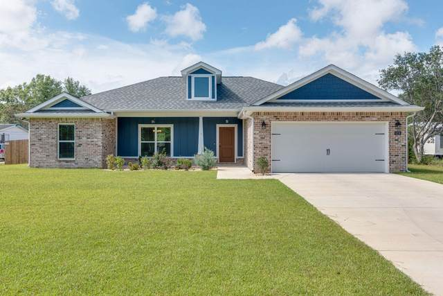 8278 Tortuga Street, Navarre, FL 32566 (MLS #874047) :: Classic Luxury Real Estate, LLC