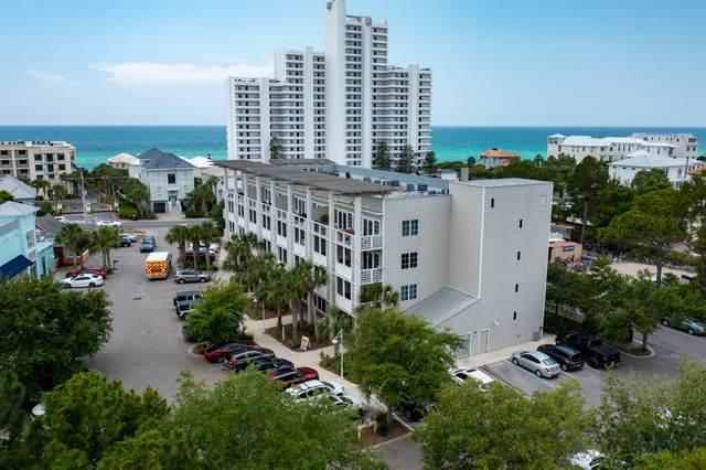 43 Cassine Way #301, Santa Rosa Beach, FL 32459 (MLS #874119) :: The Ryan Group
