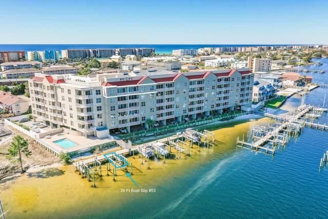 321 Bream Avenue #608, Fort Walton Beach, FL 32548 (MLS #874187) :: Rosemary Beach Realty