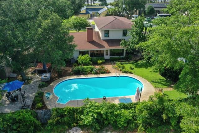 36 Country Club Road, Shalimar, FL 32579 (MLS #874267) :: Beachside Luxury Realty