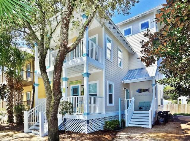 75 Hidden Lake Way, Santa Rosa Beach, FL 32459 (MLS #874452) :: Somers & Company