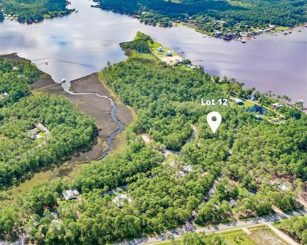 Lot 12 Island Grove Drive, Freeport, FL 32439 (MLS #875428) :: Anchor Realty Florida