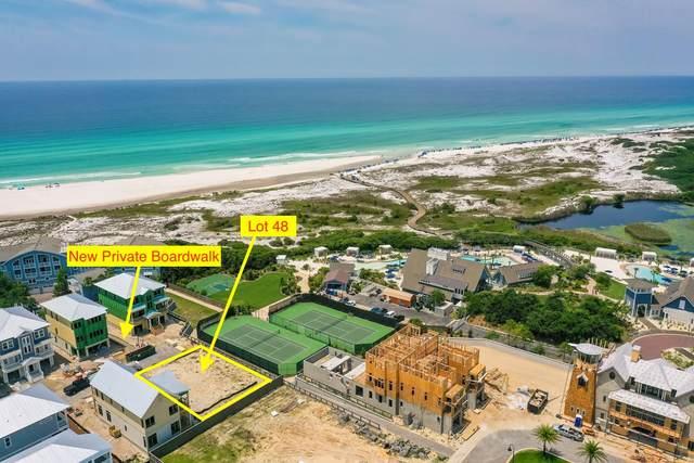 Lot 48 S Prominence, Inlet Beach, FL 32461 (MLS #875480) :: Rosemary Beach Realty