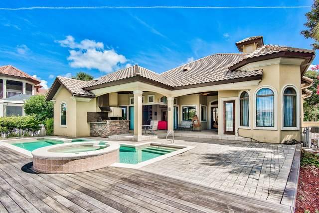 505 Regatta Bay Boulevard, Destin, FL 32541 (MLS #875838) :: NextHome Cornerstone Realty