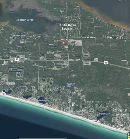 LOT 11 Foxmire Farm, Santa Rosa Beach, FL 32459 (MLS #875957) :: Counts Real Estate Group