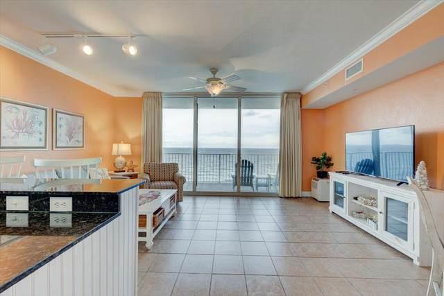 16819 Front Beach Road Unit 813, Panama City Beach, FL 32413 (MLS #876027) :: Berkshire Hathaway HomeServices Beach Properties of Florida
