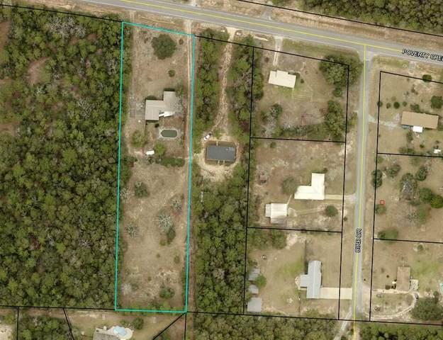 3602 Poverty Creek Road, Crestview, FL 32539 (MLS #876359) :: Scenic Sotheby's International Realty