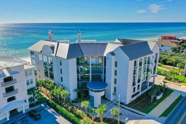 4463 W County Highway 30A Unit 302, Santa Rosa Beach, FL 32459 (MLS #876455) :: 30a Beach Homes For Sale