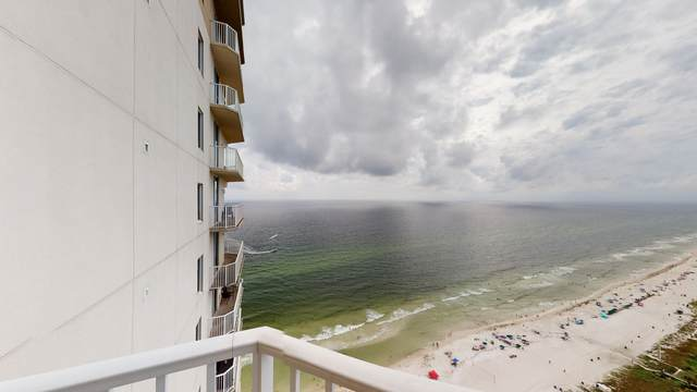 16819 Front Beach Road Unit 2500, Panama City Beach, FL 32413 (MLS #876576) :: Beachside Luxury Realty