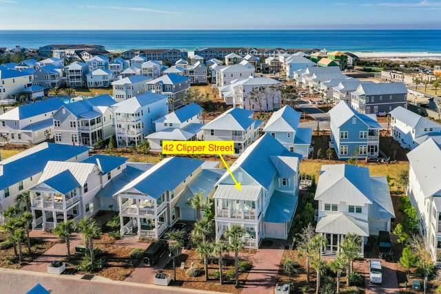 42 Clipper Street, Inlet Beach, FL 32461 (MLS #876666) :: Rosemary Beach Realty