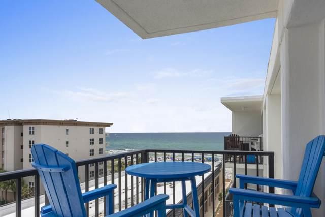 1114 Santa Rosa Boulevard #710, Fort Walton Beach, FL 32548 (MLS #876696) :: Blue Swell Realty