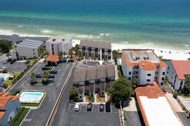 3654 E County Highway 30A Unit 8B, Santa Rosa Beach, FL 32459 (MLS #876782) :: Coastal Luxury