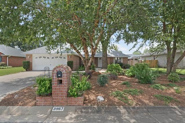 3967 Andershot Street, Pace, FL 32571 (MLS #877202) :: Linda Miller Real Estate