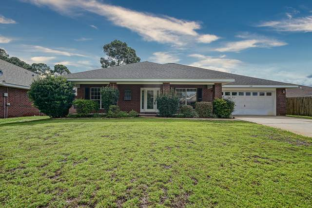 2398 Abaco Drive, Navarre, FL 32566 (MLS #877252) :: Berkshire Hathaway HomeServices PenFed Realty