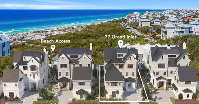 37 Grand Inlet Court, Inlet Beach, FL 32461 (MLS #877255) :: 30A Escapes Realty