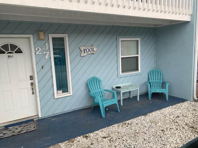 17642 Front Beach Road Unit J27, Panama City Beach, FL 32413 (MLS #877523) :: Better Homes & Gardens Real Estate Emerald Coast