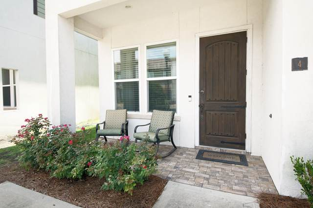 995 Airport Road Unit 4, Destin, FL 32541 (MLS #877549) :: Berkshire Hathaway HomeServices PenFed Realty