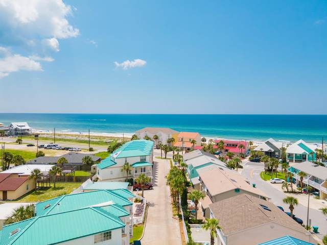 17878 Front Beach Road D1, Panama City Beach, FL 32413 (MLS #877700) :: Berkshire Hathaway HomeServices PenFed Realty