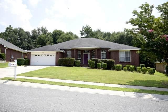 658 Territory Lane, Crestview, FL 32536 (MLS #877816) :: Vacasa Real Estate