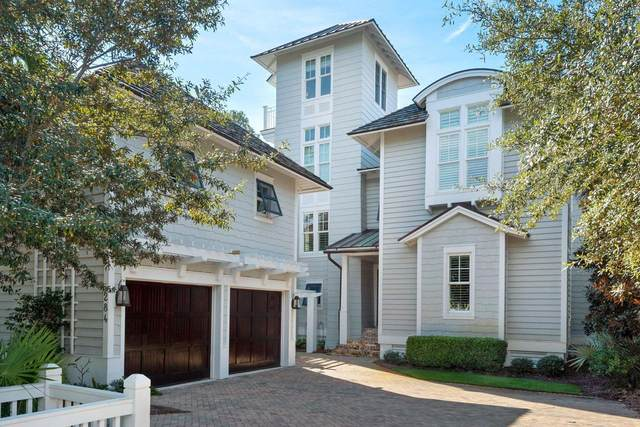 284 E Yacht Pond Lane, Watersound, FL 32461 (MLS #878045) :: Scenic Sotheby's International Realty