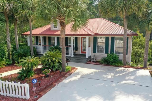 96 Tradewinds Drive, Santa Rosa Beach, FL 32459 (MLS #878463) :: Coastal Luxury