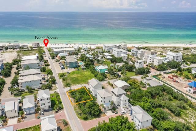 Lot 3 W Park Place Avenue, Inlet Beach, FL 32461 (MLS #878504) :: Rosemary Beach Realty