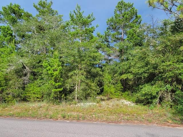 5 acres Joe Anderson Road, Defuniak Springs, FL 32433 (MLS #878644) :: The Beach Group
