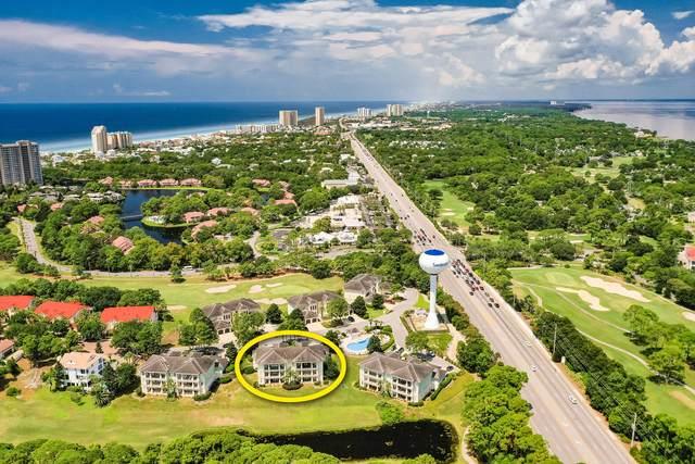 5378 Pine Ridge Lane #5378, Miramar Beach, FL 32550 (MLS #879140) :: Back Stage Realty