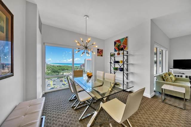 5000 S Sandestin Boulevard 7101-7103, Miramar Beach, FL 32550 (MLS #879172) :: The Ryan Group
