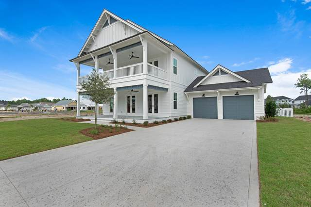 121 Needle Cast Lane Lot 23, Inlet Beach, FL 32461 (MLS #879981) :: RE/MAX By The Sea