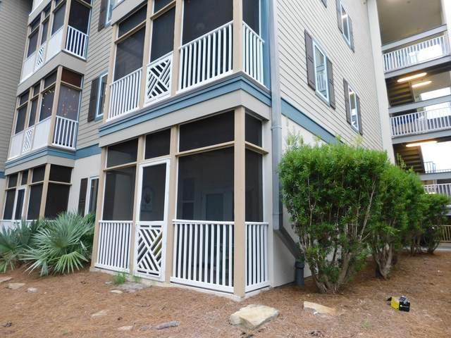 231 Somerset Bridge Road Unit 2105, Santa Rosa Beach, FL 32459 (MLS #880048) :: 30a Beach Homes For Sale
