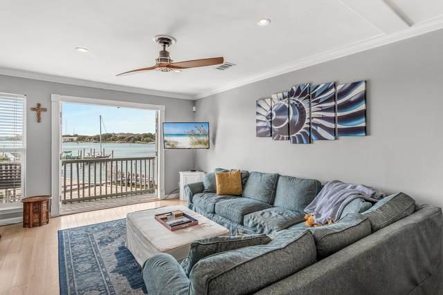 330 Bluefish Drive Unit 239, Fort Walton Beach, FL 32548 (MLS #880181) :: Beachside Luxury Realty