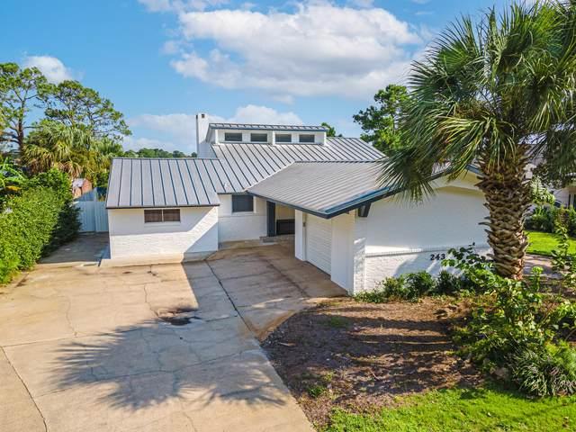 243 NE Beachview Drive, Fort Walton Beach, FL 32547 (MLS #880622) :: RE/MAX By The Sea