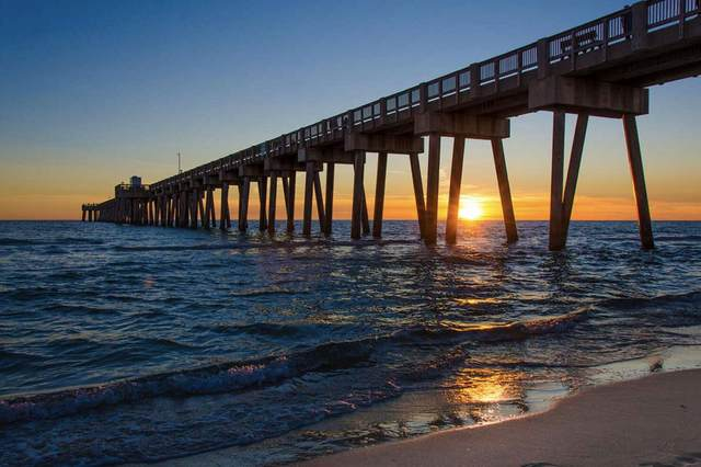 9308 N Lagoon Drive Lot 7, Panama City Beach, FL 32408 (MLS #880866) :: Rosemary Beach Realty