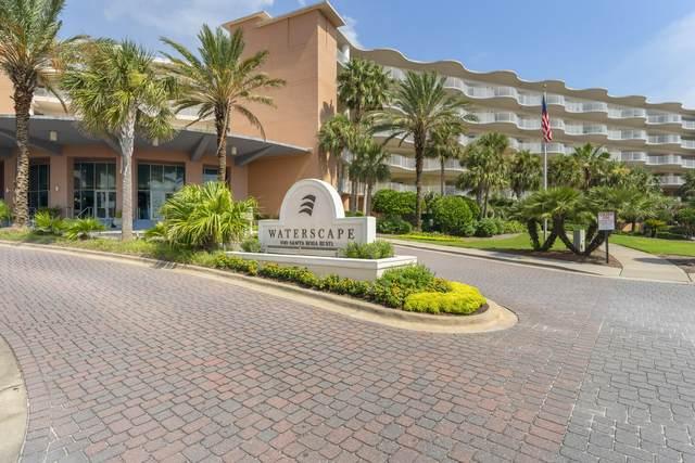 1110 Santa Rosa Boulevard A523, Fort Walton Beach, FL 32548 (MLS #880911) :: Coastal Luxury