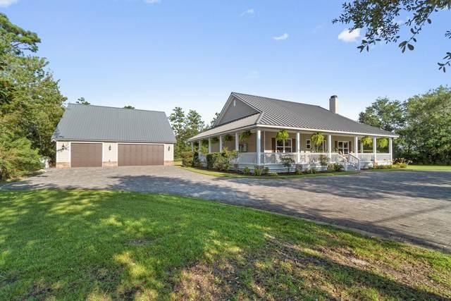 2160 Fox Den Drive, Navarre, FL 32566 (MLS #881120) :: Beachside Luxury Realty