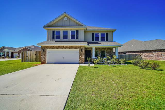 3515 Turquoise Drive, Navarre, FL 32566 (MLS #881140) :: Blue Swell Realty