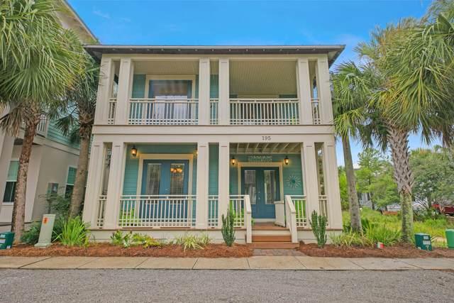195 W Seacrest Beach Boulevard, Seacrest, FL 32461 (MLS #881614) :: The Beach Group