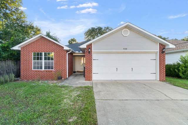 920 Lauderhill Lane, Fort Walton Beach, FL 32547 (MLS #882028) :: Rosemary Beach Realty