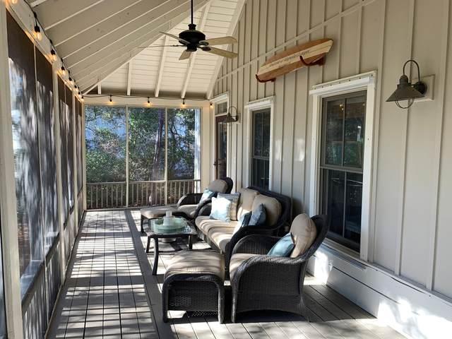 19 Creek Park Lane, Inlet Beach, FL 32461 (MLS #882070) :: Berkshire Hathaway HomeServices Beach Properties of Florida