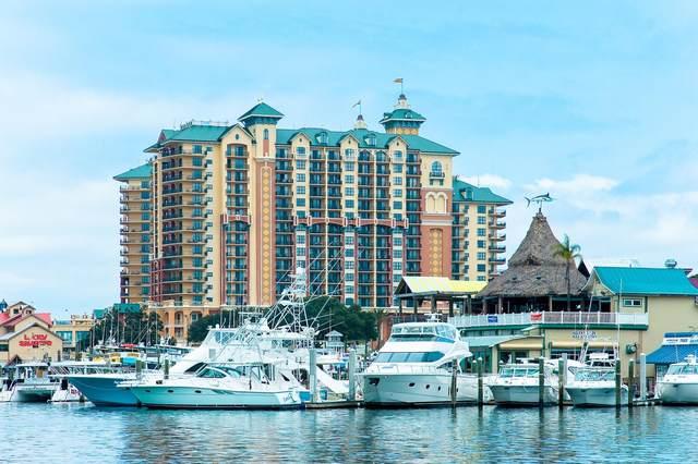 10 Harbor Boulevard W922, Destin, FL 32541 (MLS #882078) :: Scenic Sotheby's International Realty