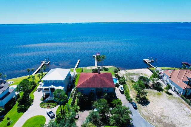 759 Blvd Of The Champions, Shalimar, FL 32579 (MLS #882162) :: Beachside Luxury Realty