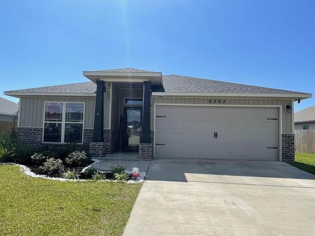 6363 Arbor Lane, Gulf Breeze, FL 32563 (MLS #882579) :: The Beach Group